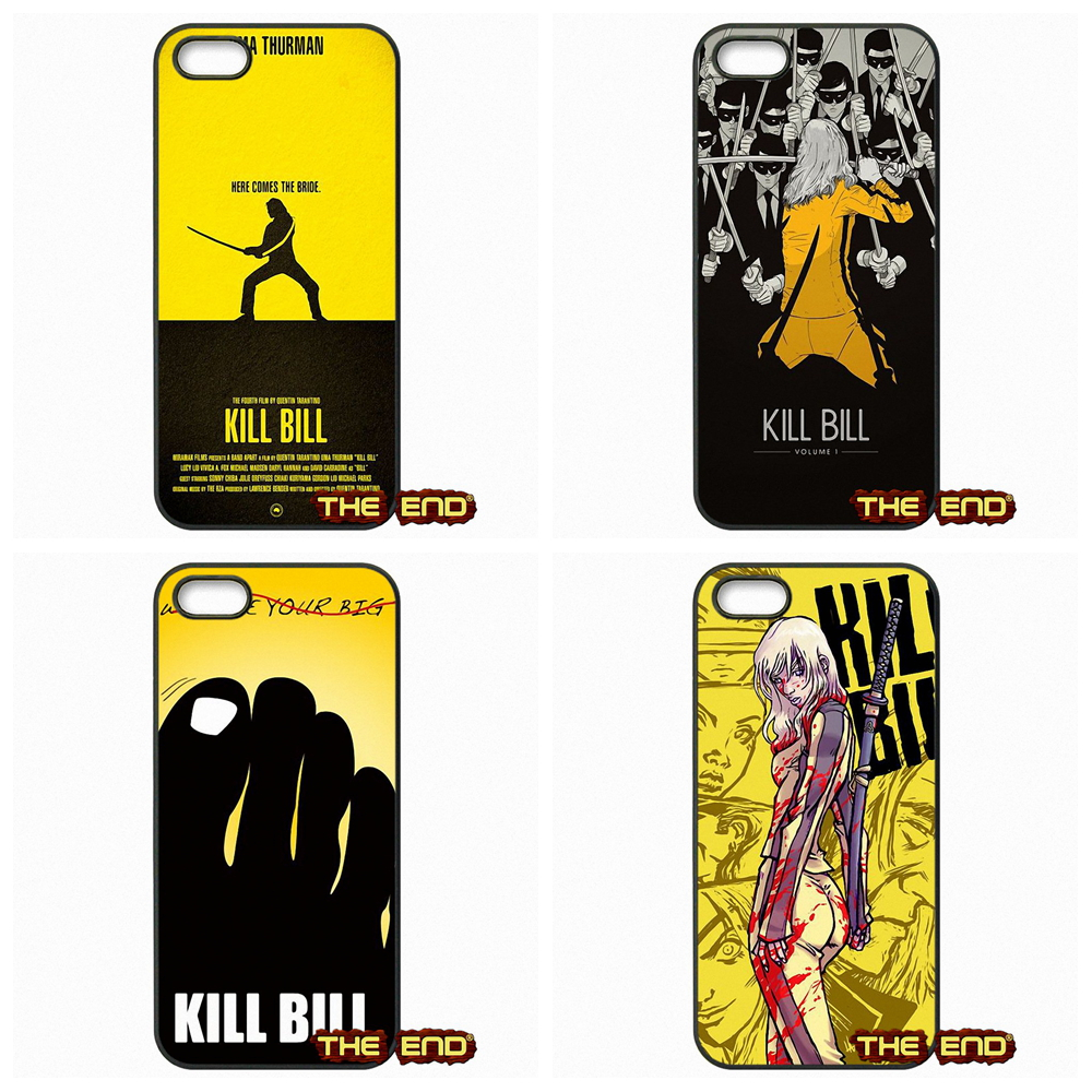 For Samsung Galaxy Core Grand prime E5 E7 Alpha ACE <font><b>2</b></font> 3 4 C7 C5 Quentin Tarantino <font><b>Kill</b></font> <font><b>Bill</b></font> <font><b>Vol.</b></font> <font><b>1</b></font> Poster Phone Cases