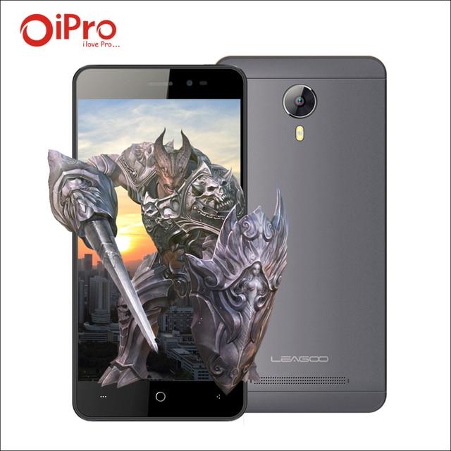 Original Leagoo MTK6735 Z5L 4G LTE Smartphone Android 5.1 Quad Core 1 GB RAM 8 GB ROM 5.0 ''Abrió El Teléfono Móvil Dual SIM 5.0MP