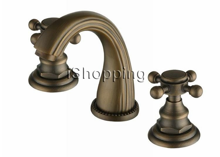 Pastorale antique style bronze bar basin faucet for for Vintage style kitchen faucets