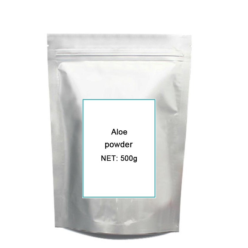 500g GMP certified Aloe vera pow-der,Whitening,Keep the skin moist,Remove the spot,Anti-aging,Hot sale free shipping 1kg free shipping high qulity salvia extract pow der sage extract pow der