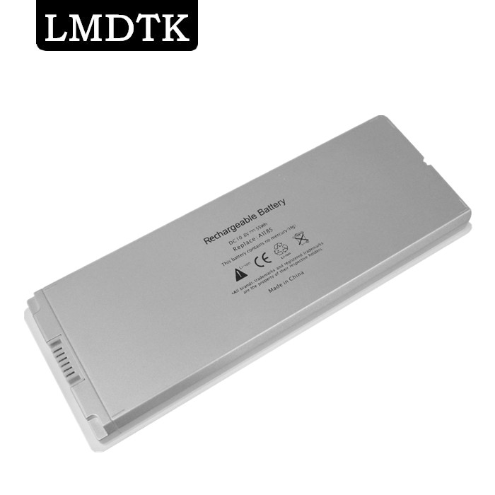 "LMDTK Nová baterie pro notebook Apple MacBook 13 ""MA254 MA255 MA660 MA761 A1185 MA561 MA561FE / A MA561G / A"