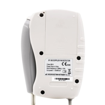 Vascular Doppler 8Mhz Probe Vascular Monitor Blood Flow Detector Ultrasound Portable Home Health Care CTG Tools Blood Meter 1