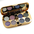 Professional Beauty Eye shadow diamond particles containing diamond eight-color eye shadow makeup Eyeshadow free shipping S468