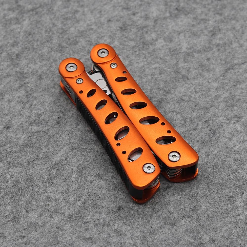 Roostevabast terasest oranžid kombineeritud tangid - Käsitööriistad - Foto 5