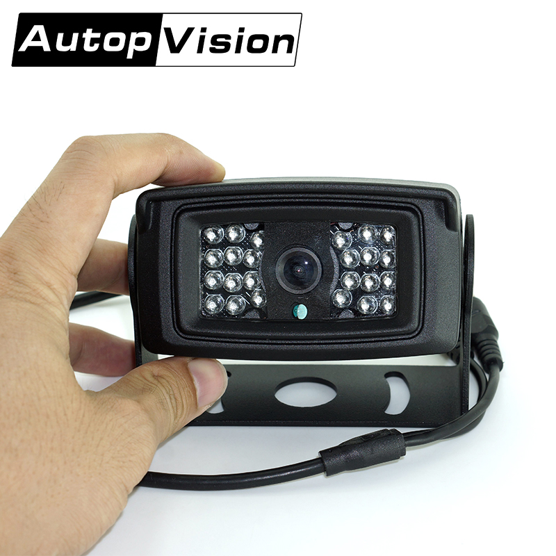 760B 20PCS/lot AHD 1080P AHD 28pcs IR LED good night vision rear view car camera suitable for truck syste DVR camera 760 ahd car camera 20pcs lot ahd 1080p camera 20pcs camera