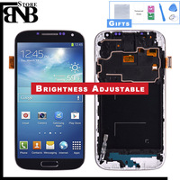 LCD for Samsung Galaxy S4 Display Touch Screen GT i9505 i9500 i9505 i9506 i9515 i337 Digitizer assembly with a screen protector