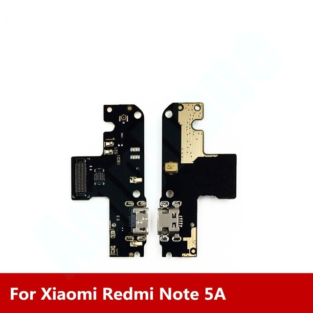 Новый интерфейс для передачи данных для Xiaomi Redmi Note 5A, зарядная док станция USB + микрофон, бесплатная доставка