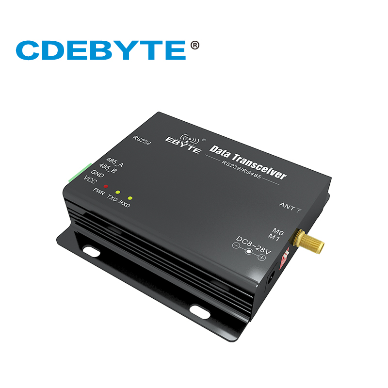 Image 4 - E90 DTU 900SL30 LoRa 30dBm модем RS232 RS485 868 МГц 915 МГц RSSI реле IoT беспроводной VHF приемопередатчик и приемник-in Детали устройств связи from Мобильные телефоны и телекоммуникации