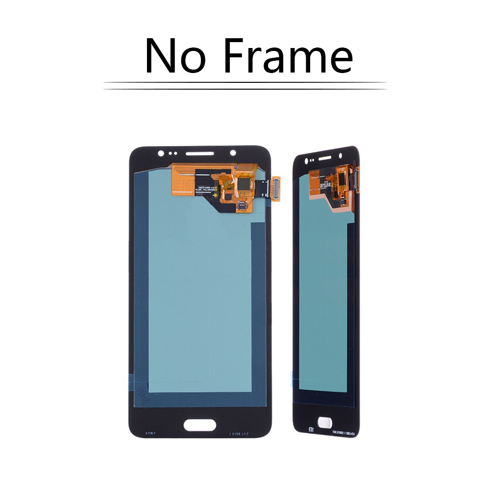 5 2 quot Super AMOLED For SAMSUNG Galaxy J510 LCD Display Touch Screen Digitizer J510FN For SAMSUNG J5 2016 J510 Display in Mobile Phone LCD Screens from Cellphones amp Telecommunications