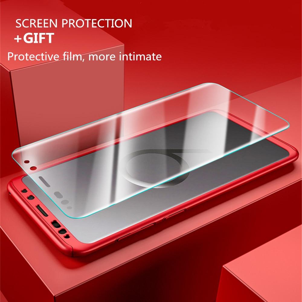 193ec20d0d2 360 funda protectora para Samsung Galaxy J7 J710 J5 J510 J2 J5 J7prime J3  2017 J5 J7 2017USA J5 J7PRO TOP con vidrio templado