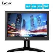 Eyoyo 7 inch EM07H Portable 1280x800 HD LCD Computer & TV Display CCTV Security Surveillance Screen hdmi lcd monitors newman newsmy t10 tablet computer lcd screen 9 7 inch ips lcd