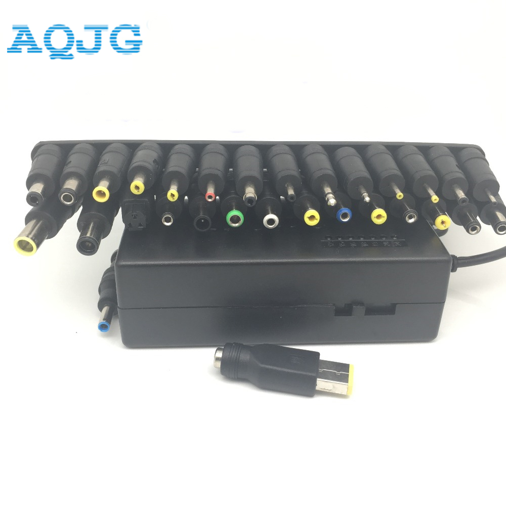 DC 12V/15V/16V/18V/19V/20V/24V 96W Laptop AC Universal Power Adapter Charger for ASUS Laptop AQJG car cigarette powered adapter charger for asus laptop black dc 10 15v 3 0 x 1 1cm