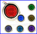 52mm 2inch LCD 7 Color Digital Boost Turbo Gauge Smoke Lens With Sensor 35psi/AUTO GAUGE