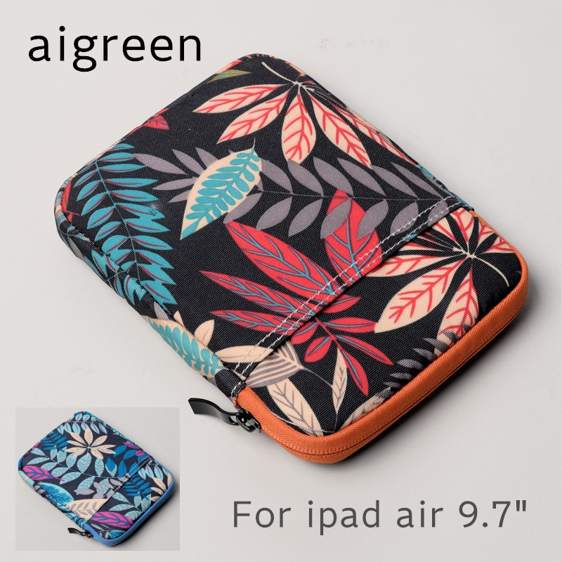 2018 New Fashion Brand agreen Sleeve Case For ipad air 9.7 inch, Protecter Bag For ipad 9, Wholesales, Free Drop Shipping. icarer brand new for ipad pro 9 7 inch case sleeve grey protective carrying bag pouch for ipad pro 9 7 inch case cover fundas
