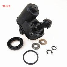 Promo offer TUKE For A6 Q3 Seat Alhambra II 32332082 3233208D New 12 Teeth Rear Wheel Brake Electronic Cylinder Calipers Servomotor & Screw