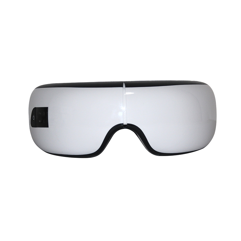 Foldable Electric Eye Massager Heat Compression Wireless Bluetooth Music Eyes Care Mask SSwell цена