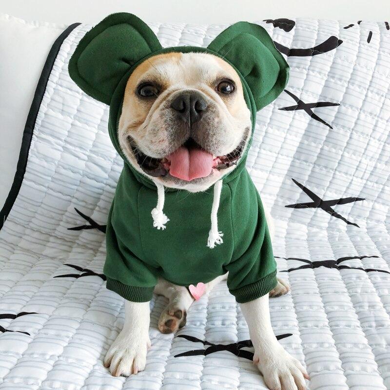 Fashion Men Hoody Fleece Hoodies Corgi Hoodie Id Rather Be Home With My Corgi Dog Jacket Casual Funny Sweatshirt Men's Clothing