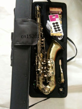 Tenor saxophone Brand new high quality Selmer Tenor Sax Bb 54 professional reference Sax Bronze Musical Instruments