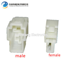 5 Sets 2 Pin DJ7022-6.3-11/21 Electrical Wire Connectors Plug Male and female Automobile Connector 2P