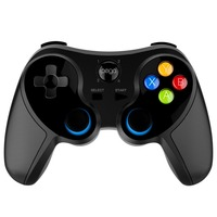 iPEGA PG 9156 9157 For Android iOS PC TV Box Wireless Bluetooth Gamepad Controller Flexible Joystick with Phone Holder