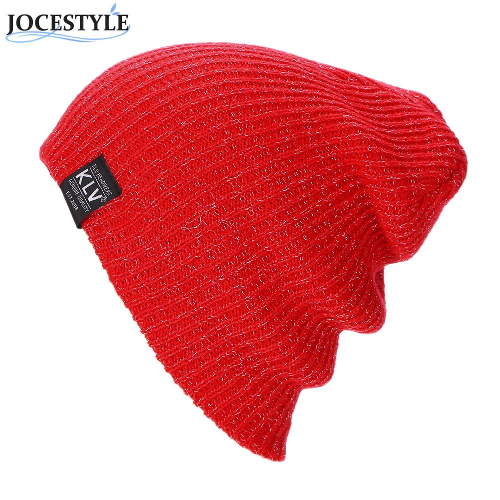Hot Unisex Spring Summer beanie Hat Women Men Knit Ski Crochet Cap Beanie Hat Gorro Beanies Hip-hop Slouch Warm Baggy Cap  Caps hot sale unisex winter plicate baggy beanie knit crochet ski hat cap