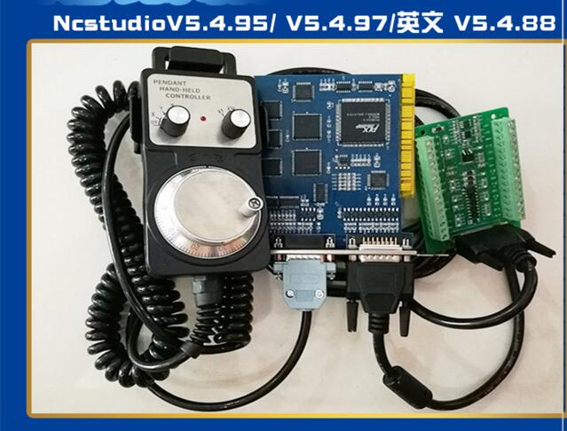 Engraving Machine Weihong Card PCIMC-3G Card 3 Times On 3D Wheel Servo Motion Control Card Card