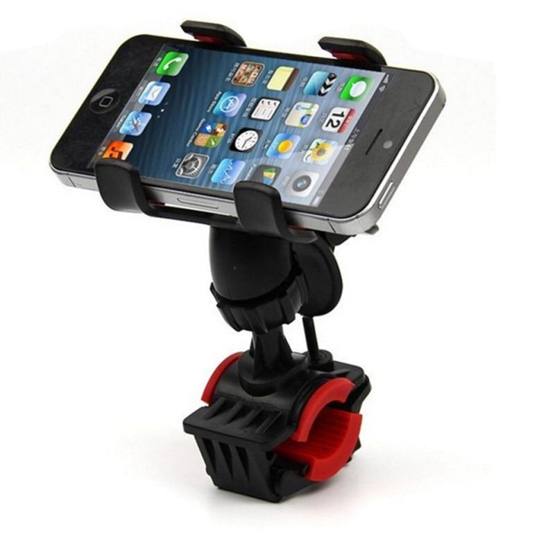 360 grados giratoria soporte para teléfono bicicleta motor de la motocicleta man