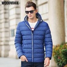 Здесь можно купить  Hot Sale Quality Autumn Winter Warm Outwear Brand Coat Casual Design Solid Male Windbreak Hooded Cotton-Padded Jackets Men M-4XL