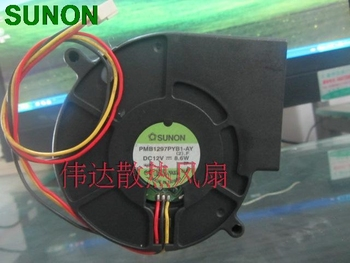 For Sunon PMB1297PYB1-AY 9733 Blower fan 12V 8.6W 97*94*33mm image