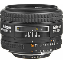 Nikon 50/1.4D Lenses AF NIKKOR 50mm f/1.4D Lens for Nikon D90 D7000 D7100 D7200 D300 D610 D700 D750 D800 D810 D3 D4 D5