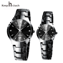 c6ff575a9d Top Brand Luxury Lover Watch Pair Waterproof Men Women Couples Watches  Quartz Wristwatch Male Female Bracelet