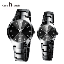 Top Brand Luxury Lover Watch Pair Waterproof Men Women Coupl