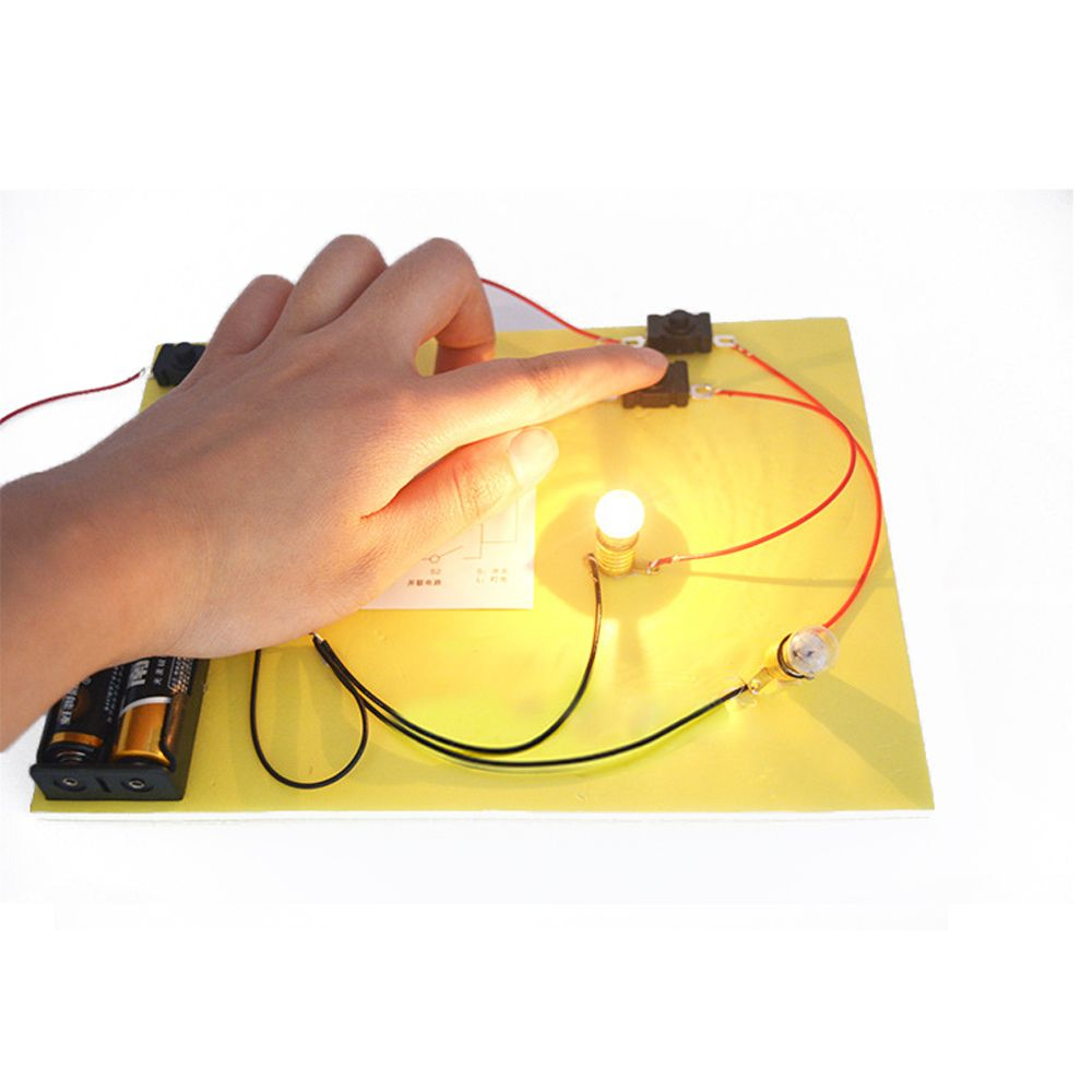 Buy Series Parallel Circuit And Get Free Shipping On Electrical Kids