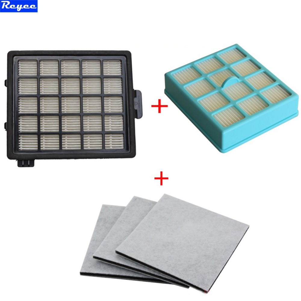 5Pcs vacuum cleaner replacement parts hepa filter+3Pcs Motor Filter+filtro hepa Philips FC8146 FC8148 FC8140 FC8144 FC8142 8147 filter vacuum cleaner eup hepa vh806 filter replacement parts