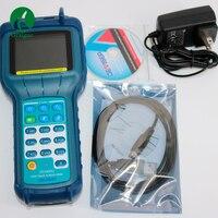 Novo Deviser DS2400Q  5 mhz ~ 1 ghz Handheld Medições de Inclinação Display Medidor De Nível de Sinal de CATV