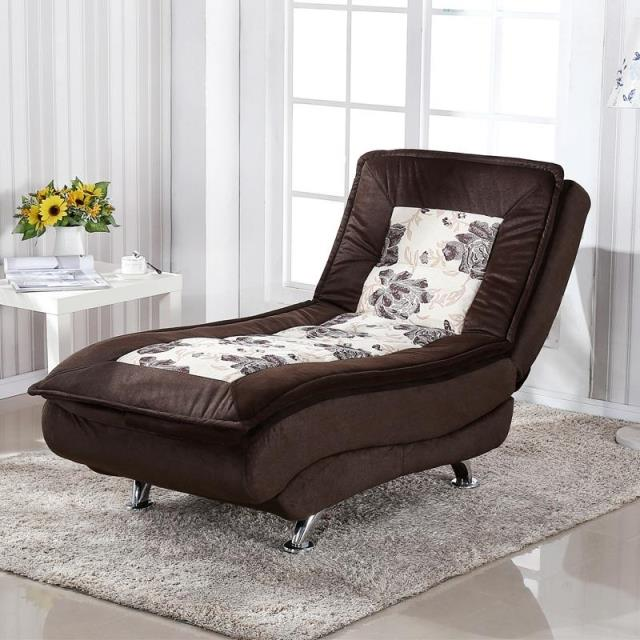 Lazy Couch Chaise Longue Single Small Living Room Bedroom