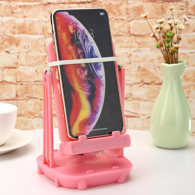 Creative Phone Swing Shelf Automatic Shake Wiggler WeChat Motion Brush Step