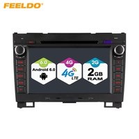 FEELDO 8 Android 6.0 (64bit) DDR3 2G/16G/4G LTE Quad Core Car DVD GPS Radio Head Unit For Great Wall Hover H3/H5(2010~2013)