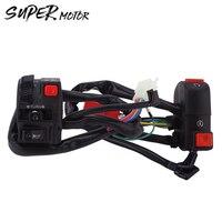 Handle Switch Start Lighting Control Handlebar Right For HONDA CBR250 MC19 MC22 MC23 MC29 NC19 NC22 NC23 Motorcycle Accessories