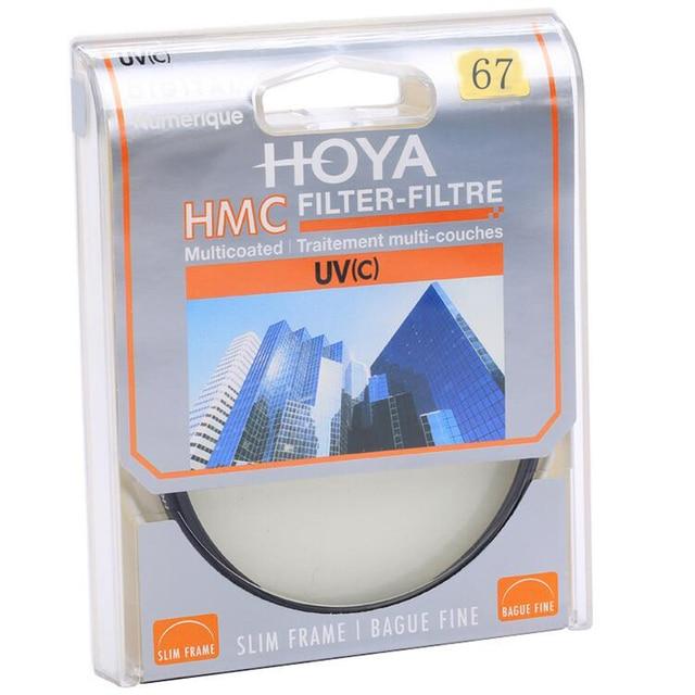 HOYA UV 67mm Optical Glass Lens Protector Ultra-Violet Filtre HMC UV(C) Camera Lens Filter For SLR Camera Lens