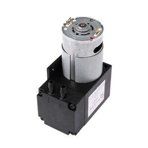 Image 3 - 12V Mini Vacuum Pump 8L/min High Pressure Suction Diaphragm Pumps with Holder  C
