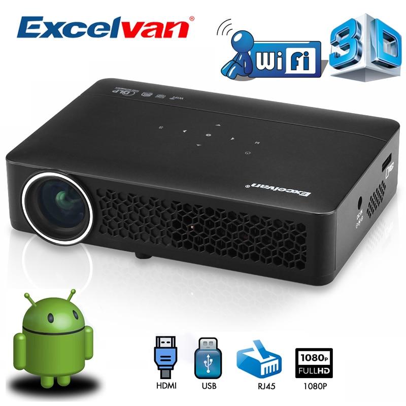 Aliexpress Com Buy Excelvan Cl720 Full Hd Home Theater: Aliexpress.com : Buy Refurbished 70% New Excelvan DLP800WM