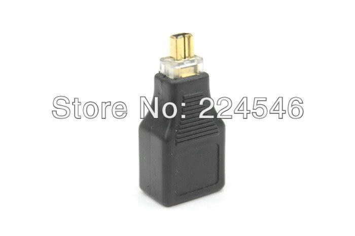 ORIGINAL/Genuine IEEE-1394 FireWire Adapter Female 6 Pin to Male 4 Pin Adapter usb male to ieee 1394 4 pins male to adapter converter dy2009