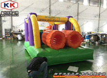 Hot inflatable bouncers durable commercial inflatable obstacle bounce house