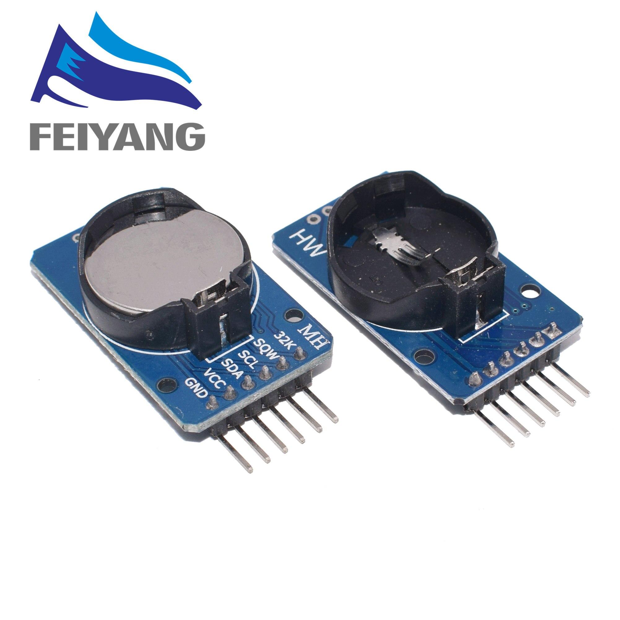 100pcs DS3231 AT24C32 IIC Module Precision Clock Module DS3231SN for Memory module
