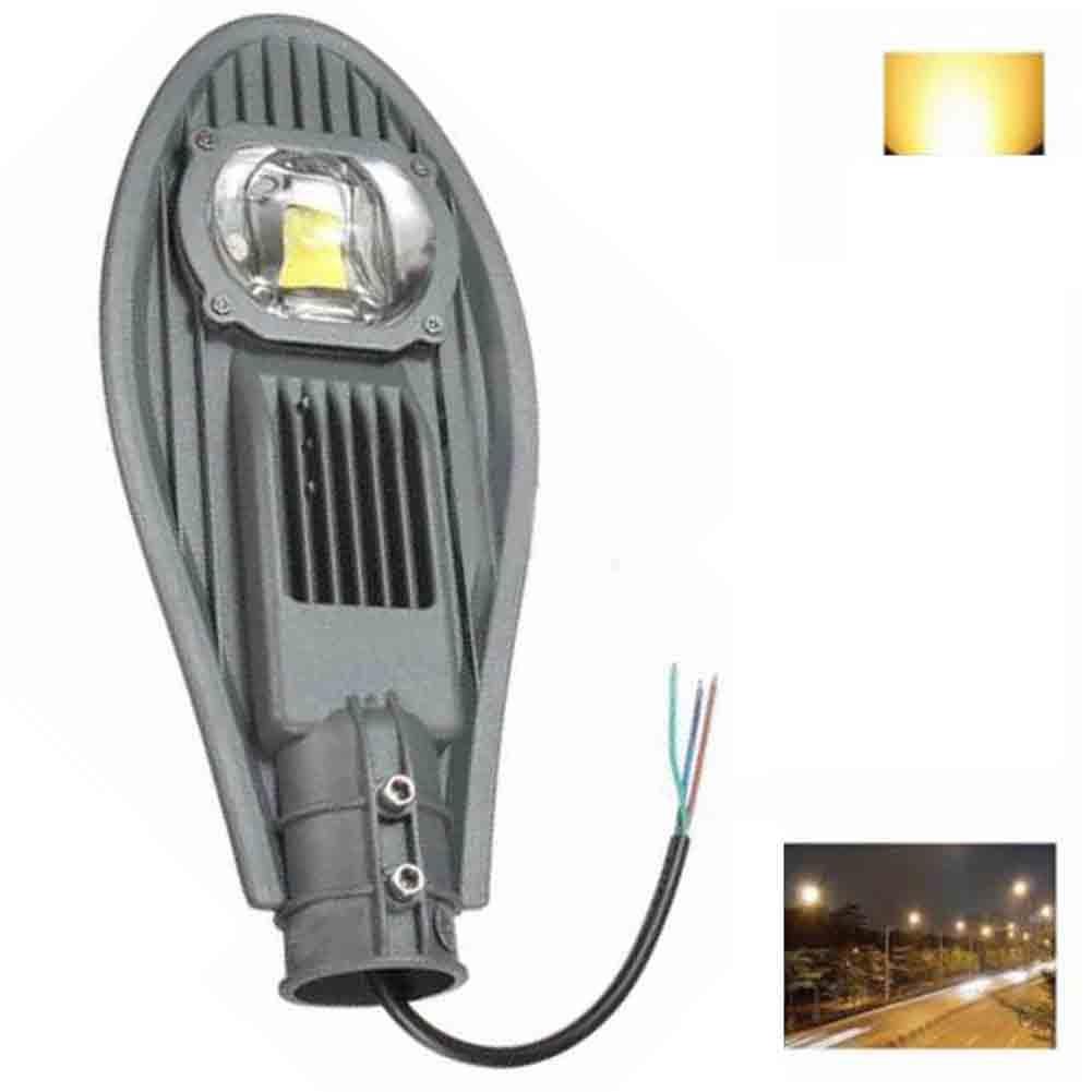 30W LED Road Street Light Industrial Lamp Outdoor Garden Yard Lights  220
