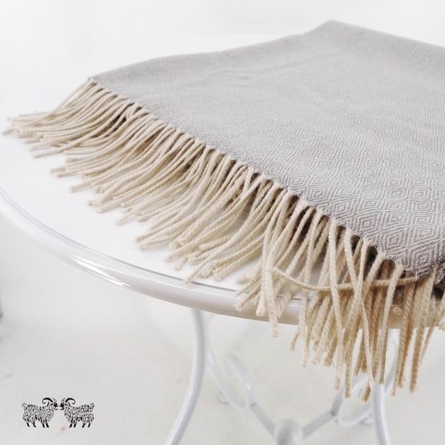 Manta de Alpaca para bebé 100% lana de Alpaca de primera calidad ...