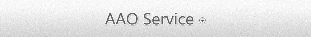 AAO Service