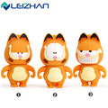 Best Gifts cartoon Cute Garfield USB Flash Drive 8gb 16gb 32gb 64gb Usb disk  USB 2.0 pen drive Memory Stick pendrive U Disk