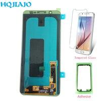 100% 테스트 삼성 A605 A6 + A6050FD LCD 터치 스크린 디스플레이 디지타이저 삼성 갤럭시 A6 플러스 A6050 LCD J805